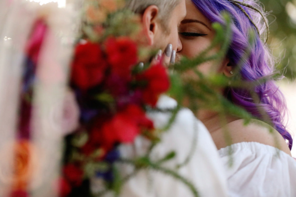 STYLED SHOOT | The Ultra Violet Bride | Bleudog Fotography | Pretty Pear Bride