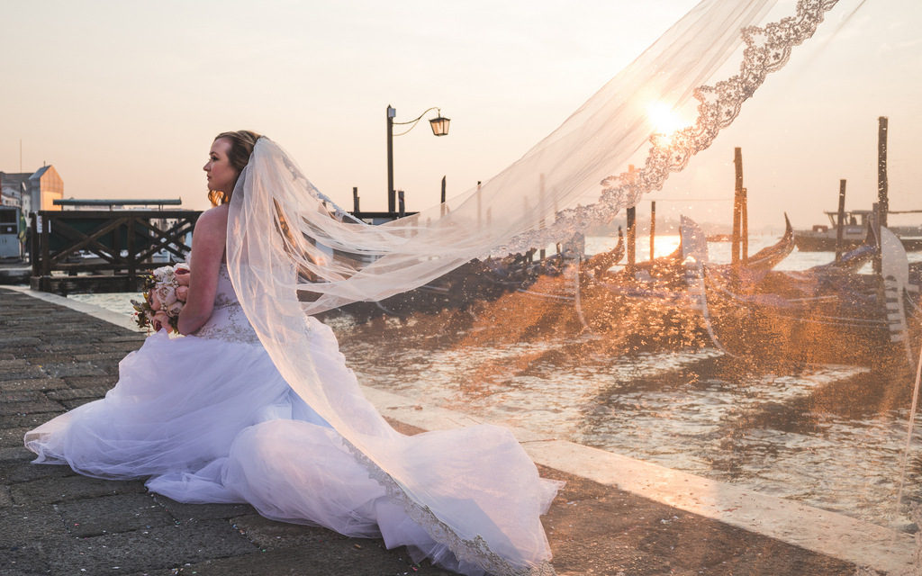plus size bride, destination wedding in italy