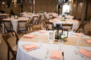 REAL WEDDING // Rustic Barn Wedding with Heirloom and Superman Touches // the Siren & Co. // Pretty Pear Bride