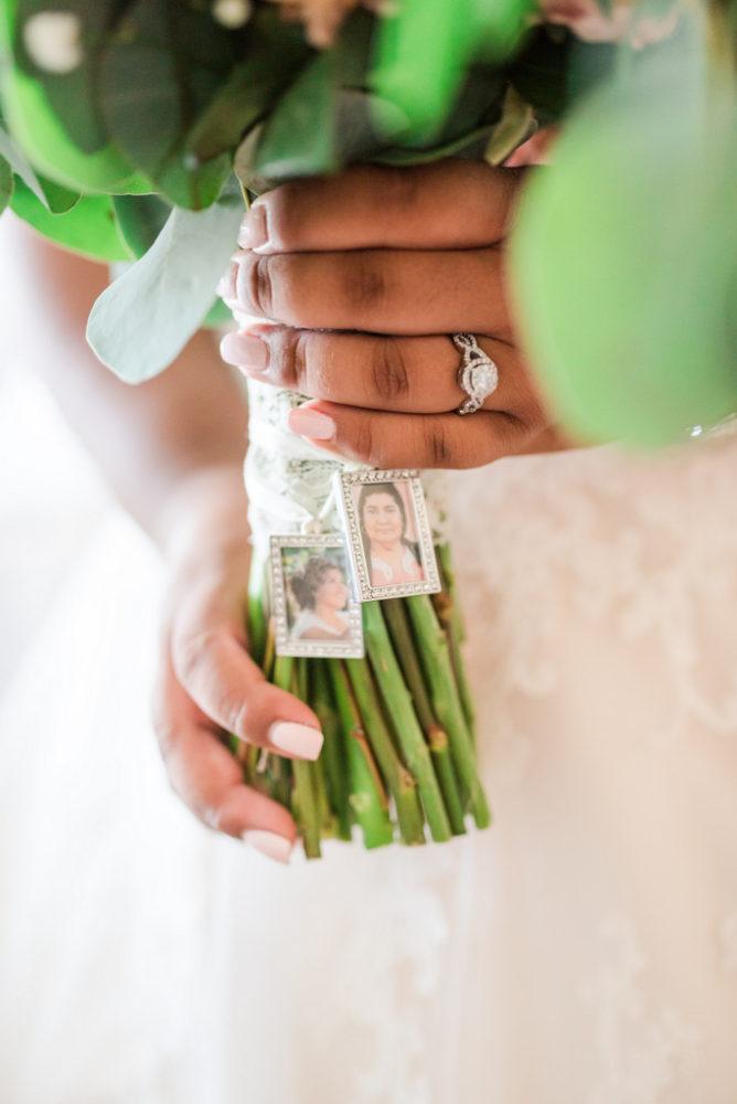 Romantic Garden Wedding, plus size bride,