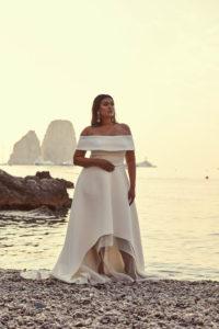plus size bridal, plus size wedding dress, chosen by one day bridal