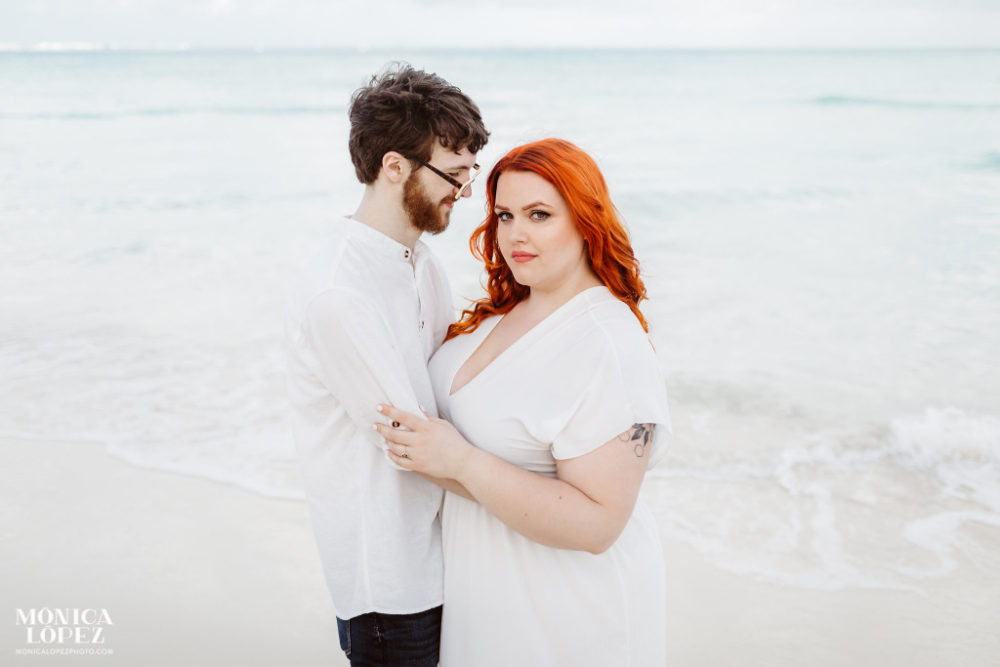 ENGAGEMENT | Mexico Beach Engagement Session | Monica Lopez Photography