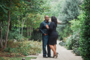 ENGAGEMENT | Where Nature and Art Collide in North Carolina | Hannah Nicole Photography | Pretty Pear Bride