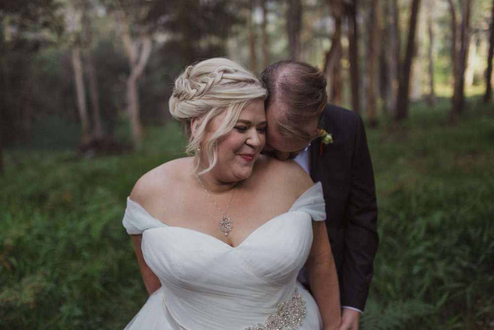 REAL WEDDING | Magical Wedding in the Woods | Furey Photography | Pretty Pear Bride