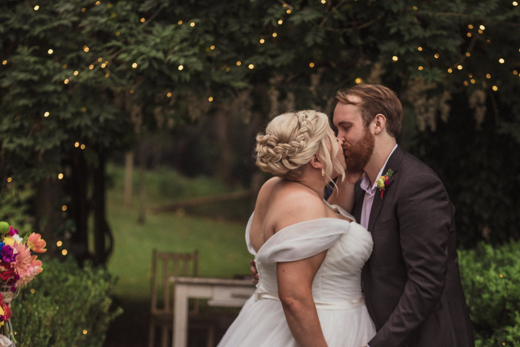 REAL WEDDING   Magical Wedding in the Woods   Furey Photography   Pretty Pear Bride