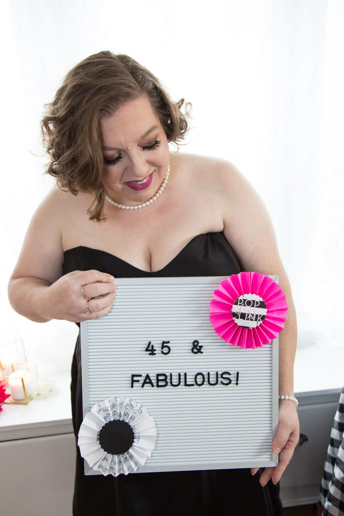 plus size styled shoot, 45 and fabulous,