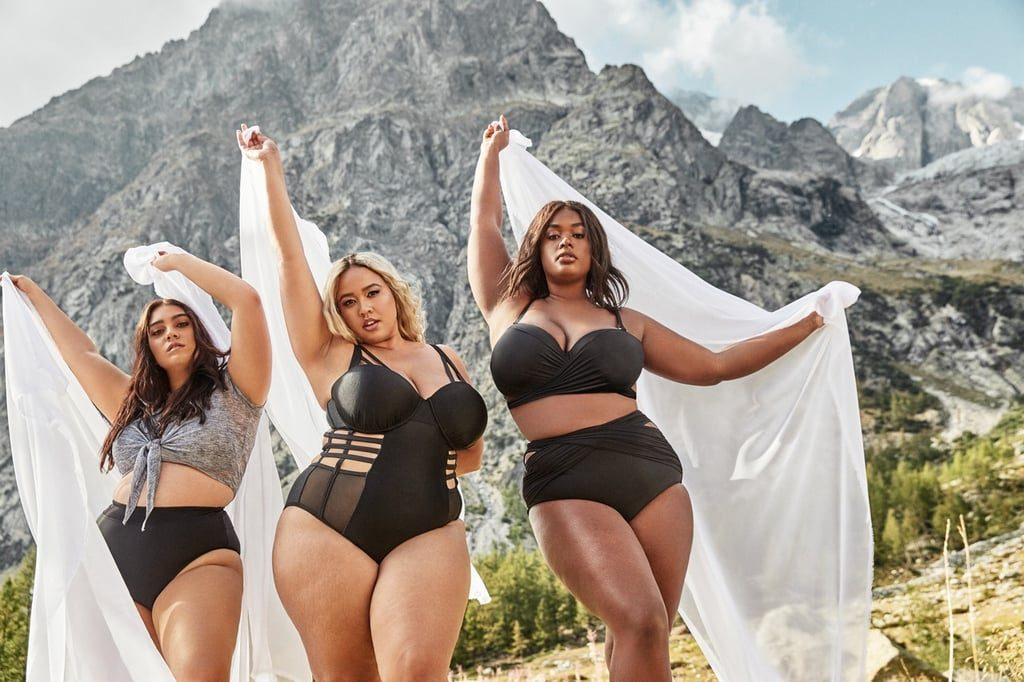 FASHION | GabiFresh + Swimsuits For All New Plus Size Collection | Pretty Pear Bride