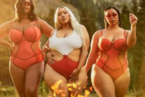 FASHION | GabiFresh + Swimsuits For All New Plus Size Collection | Pretty Pear Bride