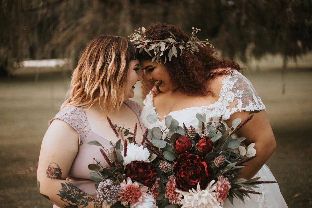 plus size bride, plus size wedding gown, plus size wedding dress,