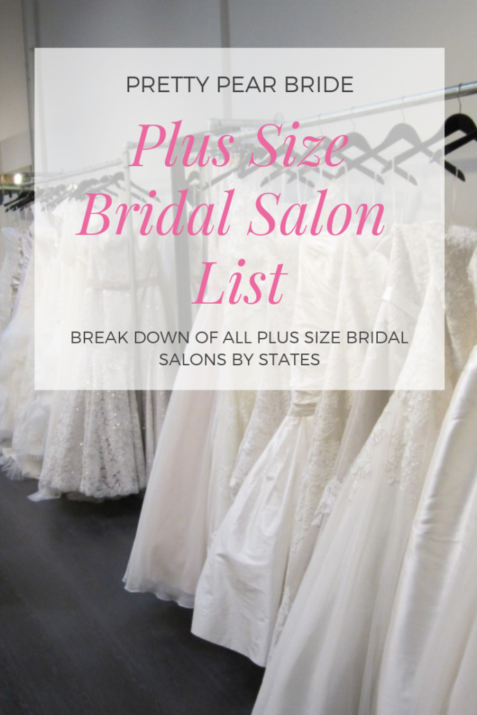 FIND A PLUS SIZE BRIDAL SALONS NEAR YOU