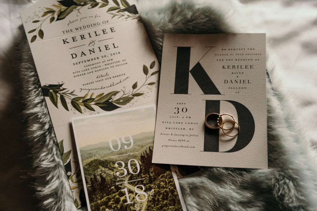 REAL WEDDING // Bohemian Canadian Wedding With Jewel Tones and Mountains // Kaylo Isomura // Pretty Pear Bride