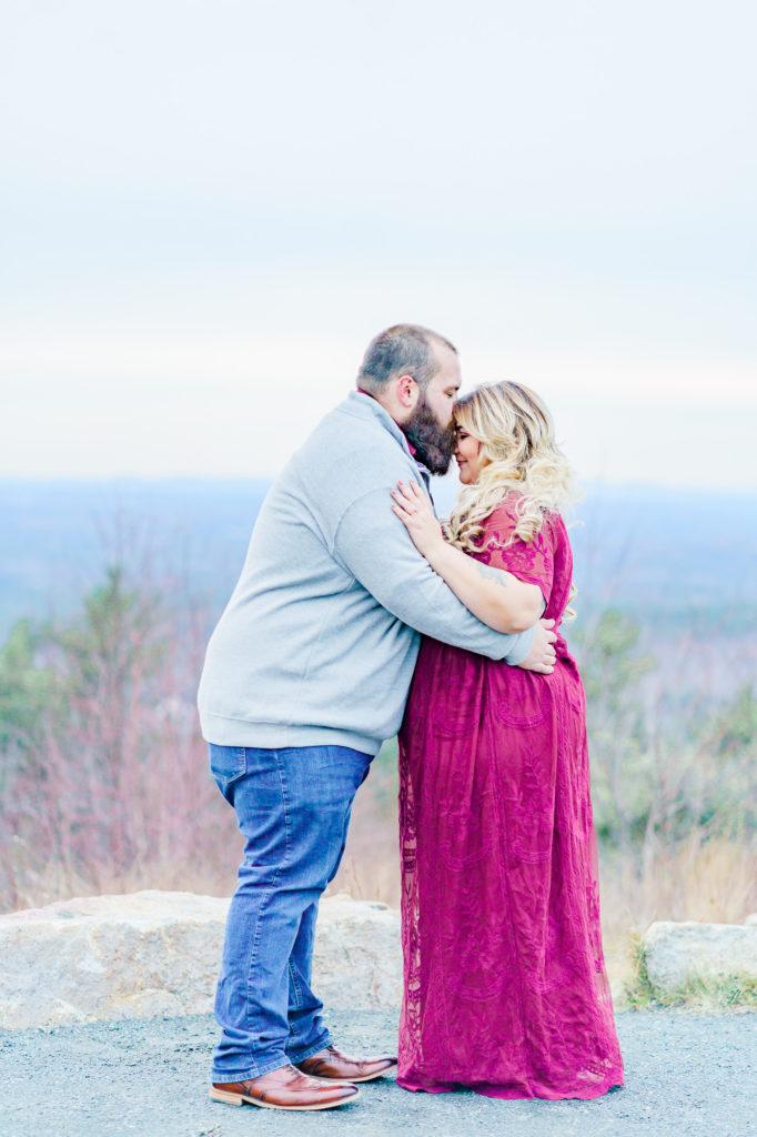 plus size bride, plus size bride to be, plus size groom, engagement