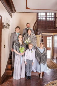 STYLED SHOOT | Narnia Themed Winter Wedding | Wright Place Events | Pretty Pear Bride