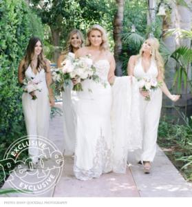 Hunter McGrady Wedding