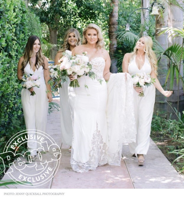 Hunter McGrady Wedding