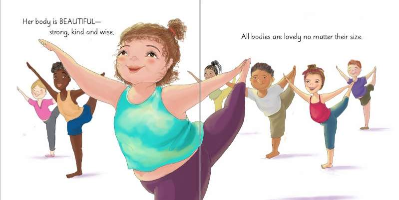 body positive children's book