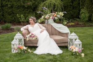 plus size wedding, plus size bride, plus size wedding gown