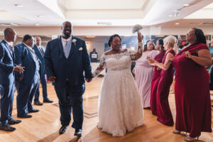 Real Wedding | The First Couple | Suess Moments | Pretty Pear Bride