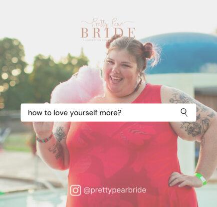 plus size, plus size bride, plus size confidence