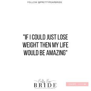 plus size bride, plus size wedding dress, plus size real wedding, plus size self love