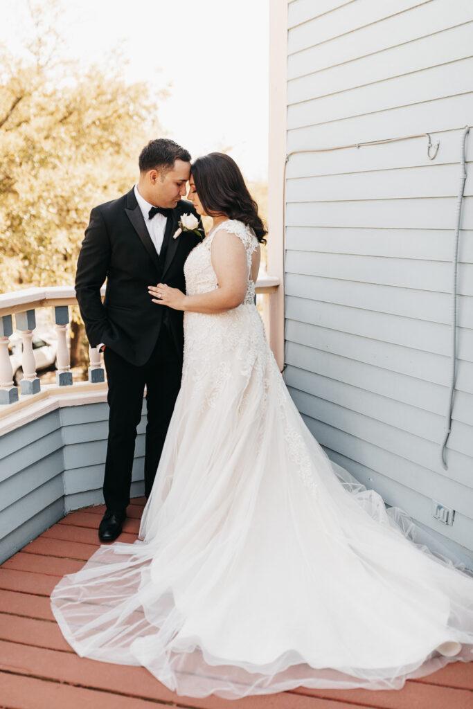 Classic Fun and Modern Wedding in Houston | Brittany Emanuel Photography | Pretty Pear Bride